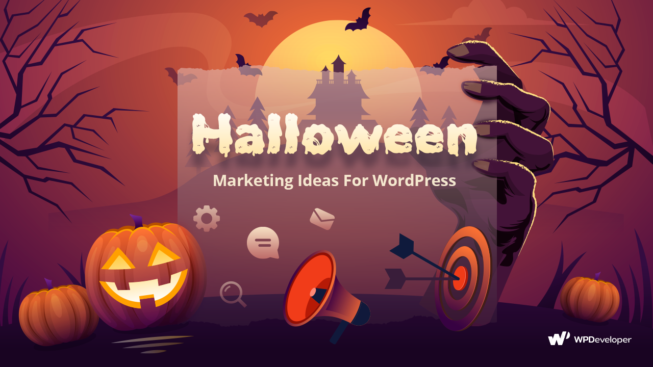 Halloween Marketing Ideas To Boost Up Sales On WordPress Site [Freebies] – WPDeveloper